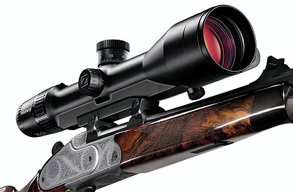 Here's a quick look at what's new in riflescopes, red-dot sights, and binoculars.