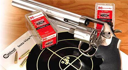 Smith And Wesson 647 17 Hmr For Sale