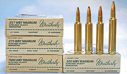Weatherby 257
