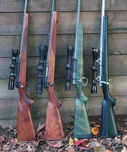 By Layne Simpson    Before super-lightweight rifles such as the Rifles Inc.