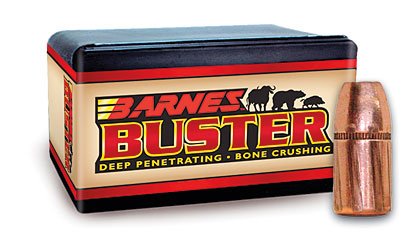 Known for its innovation in modern homogenous projectiles, Barnes has harkened back to its early lead-core roots...