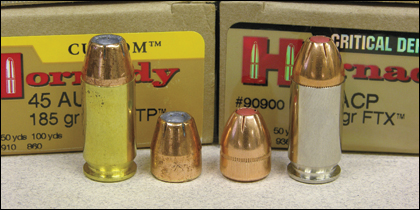 Hornady's Critical Defense is the first and only handgun ammunition line designed and engineered at all levels specifically for the needs and situation of the modern armed citizen.