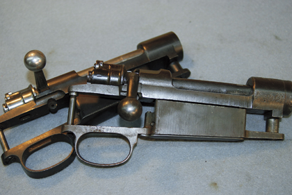 By Reid Coffield    Building a Mauser sporter requires relatively few components,