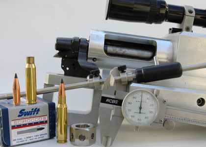Optimum bullet freetravel (for best accuracy) prior to rifling engagement in the barrel of my rail gun varied from bullet to bullet.