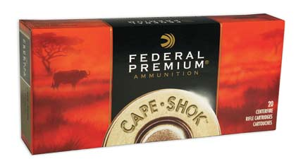 Federal Premium is offering the new .370 Sako Magnum cartridge in the company's CapeShok ammunition line.