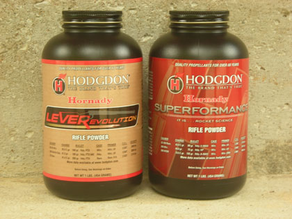 Handloaders can now safely duplicate the performance of Hornady Superformance and Leverevolution ammunition.