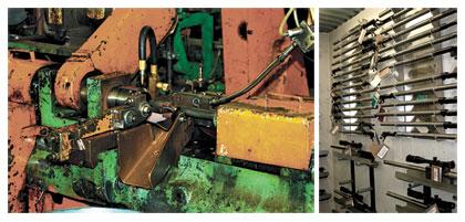 bullet making machine