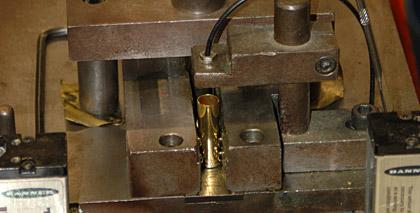brass making machine