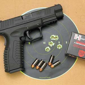 The megapopular XD auto pistol from Springfield Armory just got better.