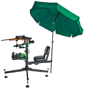 RCBS introduced the R.A.S.S. portable shooting bench last year.