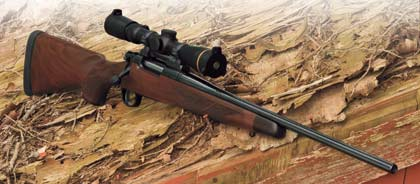 The new-for-2008 25th Anniversary Edition Model Seven from Remington is a real shooter as well as a beautiful rifle to behold.