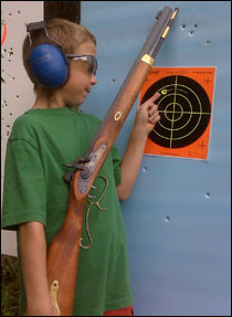 Do it yourself build a muzzleloader its easy to get kids hooked on shooting muzzleloaders let you load them down so recoil is low and satisfaction is high solutioingenieria Gallery