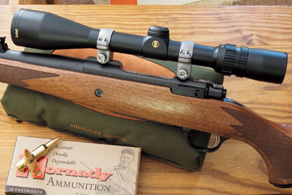 By Lane  Pearce    Lane used the V/C ratio method and Ruger Model 77 Hawkeye rifles