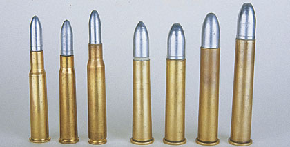 Accurate Shooting With Cast Bullets From 100 To 1000 Yards