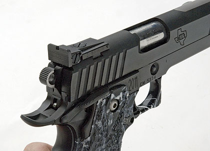The Clark 2011 Combat Pistol Is Ready To Run!