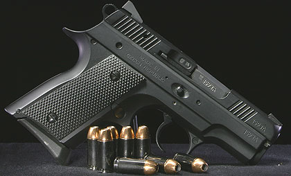 CZ's sub-compact is powerful enough to matter and has enough capacity to give you peace of mind