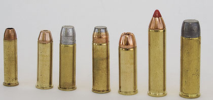 Magnum Handgun Cartridges--Management Is The Key