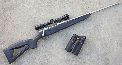 Mossberg's 4x4 Bolt Action Is A Real Tack Driver