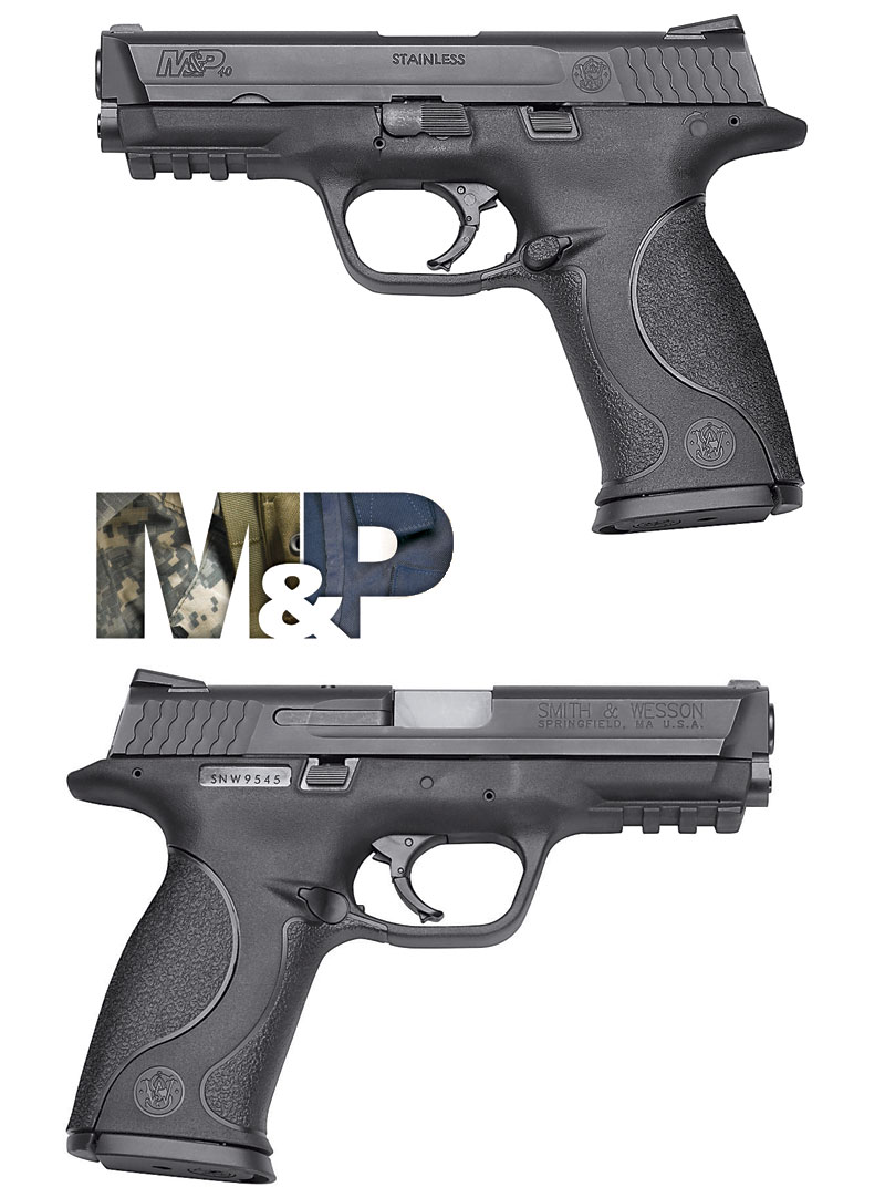 Smith & Wesson M&P: A Semiautomatic Pistol Worthy Of Its Name