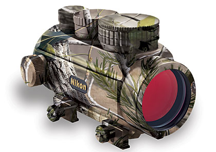 By Staff Report    The new 1X 30mm Monarch Variable Size Dot Sight (VSD) from Nikon