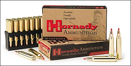 Hornady has come up with a few surprises for 2004. Perhaps most interesting is