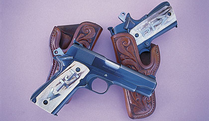 By Sheriff Jim Wilson    The Sheriff says when selecting a defensive pistol, you must