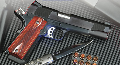 Many shooters may think Rock River Arms only builds AR-type rifles, and if they do, they are missing out on some very fine 1911s.