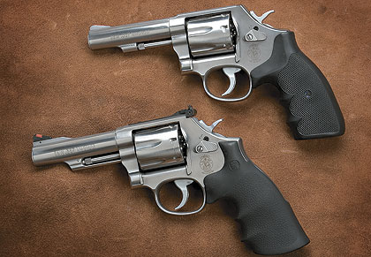 S&W\'s Seven-Shot Medium-Frame Revolvers