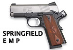 Springfield has reengineered every aspect of its 1911 pistol to come up with a compact that is truly made for the 9mm cartridge.