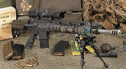 Selecting the proper optic to mount on top of a tactical rifle can be a daunting task.