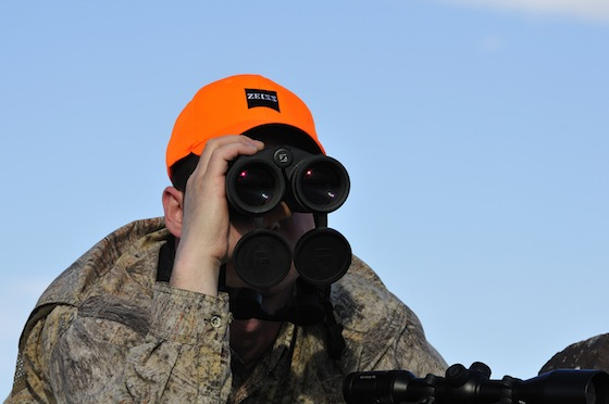 Binoculars, transcended only by the weapon that you hunt with, are the most important tool that you will carry on a big country elk hunt.