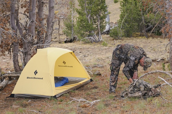 Home in the high country. A tent doesn't need to be expensive, but it does need to be very waterproof, lightweight, and able to withstand serious storms. Heavy, durable zippers are a must.