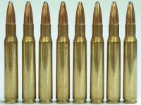 Because the .30-06 is readily available in factory ammo offerings the world over and is chambered in more hunting guns than any other cartridge, it continues to be the most widely used big-game hunting cartridge.