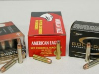 The .327 Federal Magnum will initially be offered by Federal Premium, American Eagle and Speer Gold Dot.
