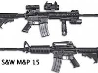 S&W M&P15