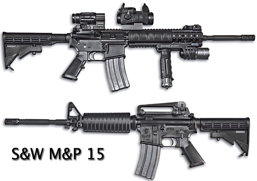S&W's M&P 15 Is One Rugged & Reliable AR - Shooting Times