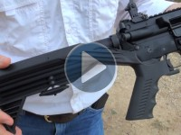 Slide Fire SSAR-15 Stock