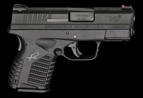 New Handguns for 2012: Awesome Auto Pistols