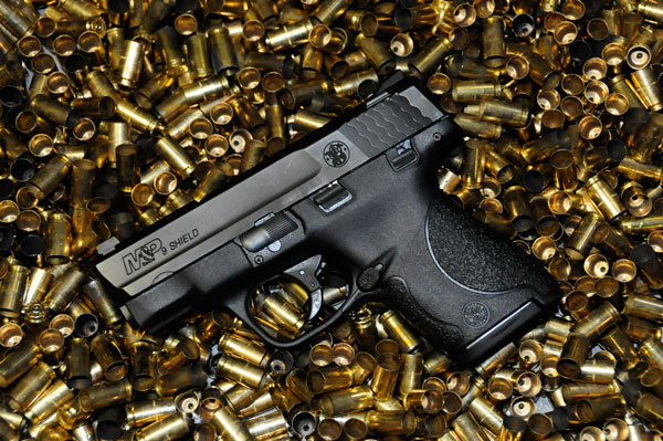 Smith & Wesson has just announced its new Shield handgun. It's an addition to the