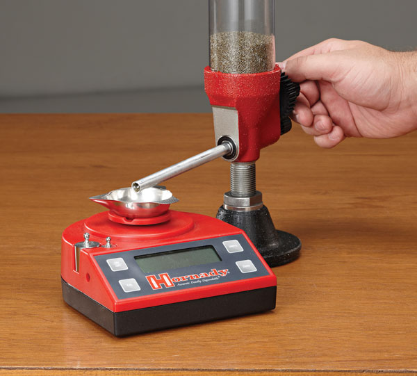 Charging your handloads with propellant is a critical step in the reloading process. Precisely