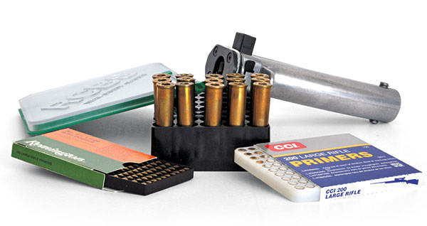 In my last column, I wrote about misfires in rimfire ammo, and so this time I'll cover centerfire