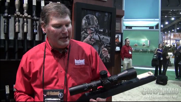 Introducing the Bushnell XRS