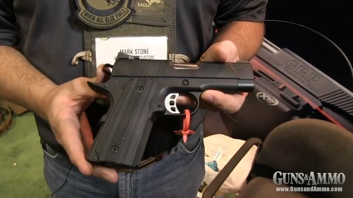 Nighthawk Custom introduced its brand new 1911 at the 2013 SHOT Show in Las Vegas—the Nighthawk