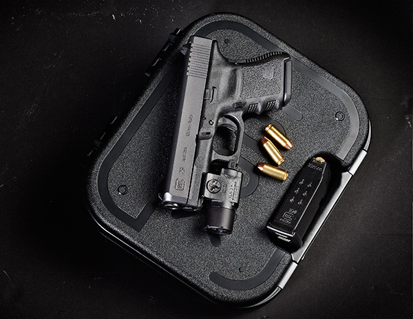 The G29 SF is a reliable pistol that shoots great.