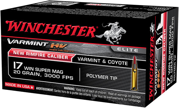 Winchester has just unveiled what the company is calling