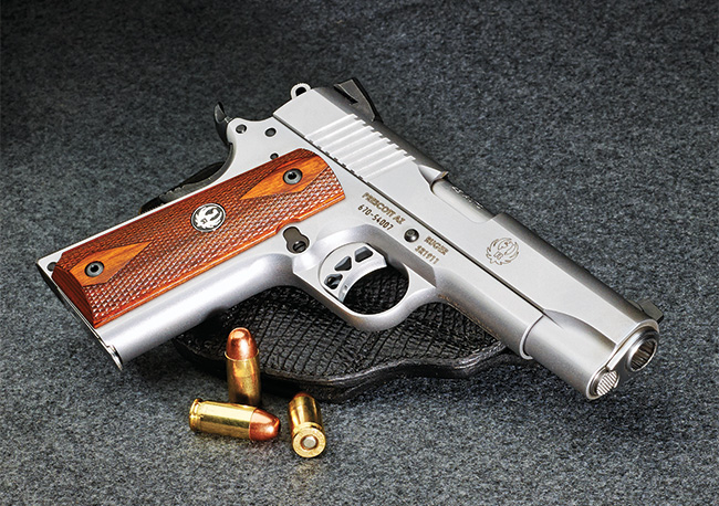 What's New with the 1911 Commander?