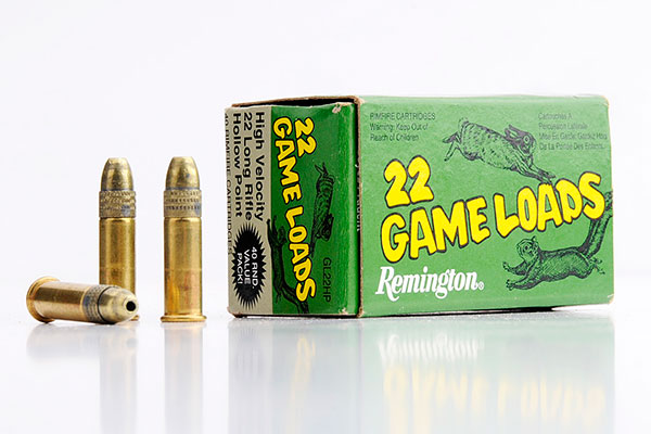 What if there is one best rimfire round? One tiny cartridge that outshines, or is more versatile,
