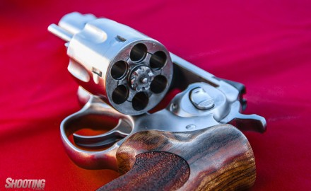 Warning: Compulsive spending is a common side effect of viewing new-model revolvers.