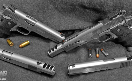 We often hear arguments that high pressure is required to make a pistol compensator work properly.