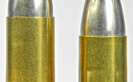 The 9x23 Winchester cartridge is a powerhouse round that few have heard of. Too bad. It delivers